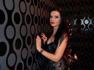 Velmi sexy fotografie sexy profilu modelky MistressKimberly pro live show s webovou kamerou!
