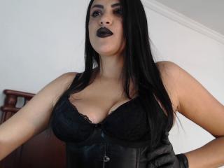 Foto de perfil sexy de la modelo Paoliyta, ¡disfruta de un show webcam muy caliente!