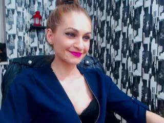 Picture of the sexy profile of QueenLione, for a very hot webcam live show !