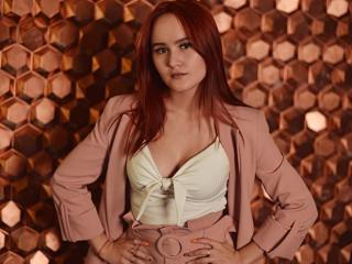 Velmi sexy fotografie sexy profilu modelky RebelHeartt pro live show s webovou kamerou!