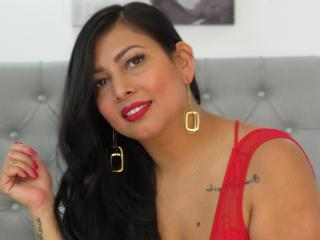 Photo de profil sexy du modèle SammyJones, pour un live show webcam très hot !