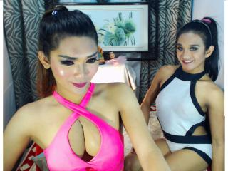 Sexet profilfoto af model SensualMistresses, til meget hot live show webcam!