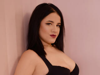 Photo de profil sexy du modèle SensualMonaLisa, pour un live show webcam très hot !