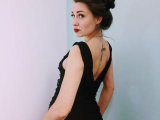 Velmi sexy fotografie sexy profilu modelky StefaniCloss pro live show s webovou kamerou!