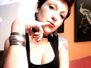 Zdjęcia profilu sexy modelki SylvySinclair, dla bardzo pikantnego pokazu kamery na żywo!