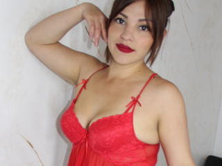 Sexet profilfoto af model TammySquirty, til meget hot live show webcam!