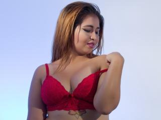 Picture of the sexy profile of ToriMack, for a very hot webcam live show !