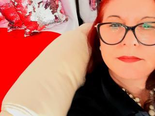 Velmi sexy fotografie sexy profilu modelky UnderMySpellK pro live show s webovou kamerou!