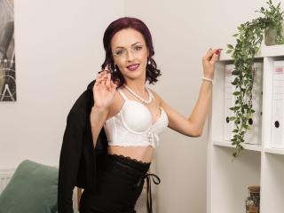 Фото секси-профайла модели Valeryane, веб-камера которой снимает очень горячие шоу в режиме реального времени!