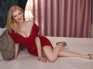 Model VandaRiry'in seksi profil resmi, çok ateşli bir canlı webcam yayını sizi bekliyor!