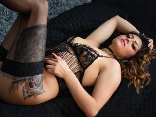 Velmi sexy fotografie sexy profilu modelky YuanLovers pro live show s webovou kamerou!