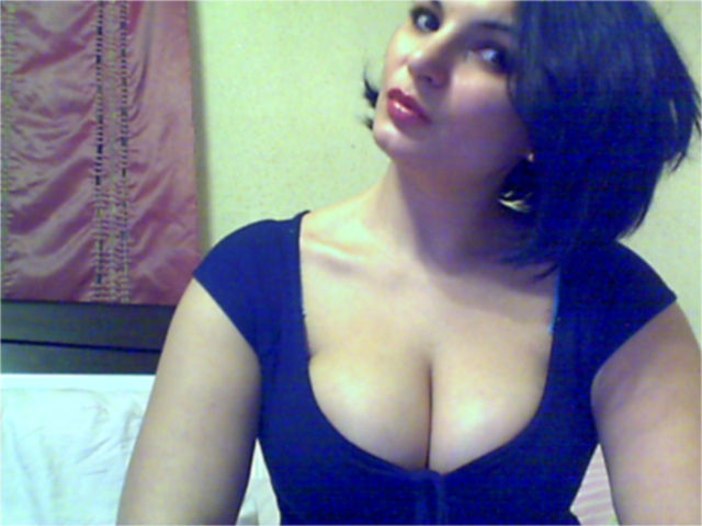 Picture of the sexy profile of Chaudesse, for a very hot webcam live show !