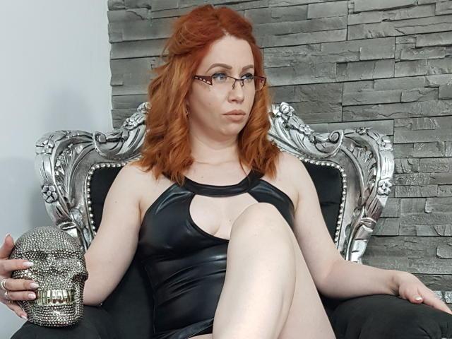 Model Citron'in seksi profil resmi, çok ateşli bir canlı webcam yayını sizi bekliyor!