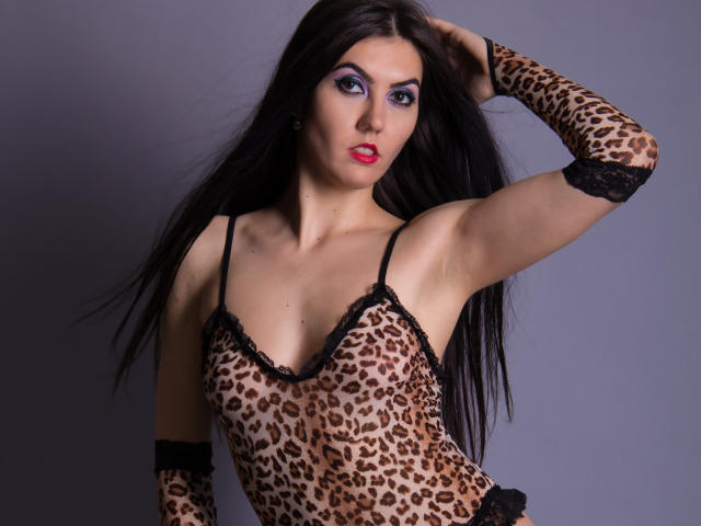 Picture of the sexy profile of EldaHot, for a very hot webcam live show !