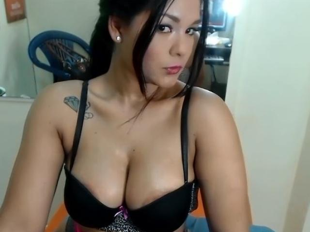 Picture of the sexy profile of MiaFountaine, for a very hot webcam live show !