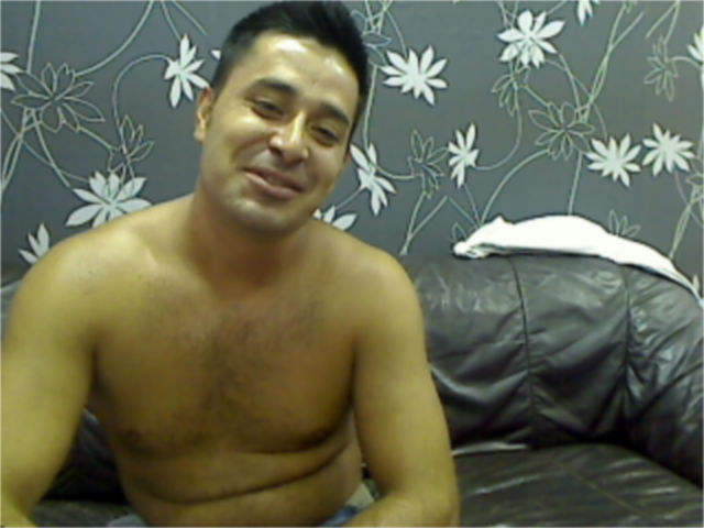 Picture of the sexy profile of SinfullBoy, for a very hot webcam live show !