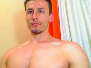 KinkyAlejo - Sexy live show with sex cam on XloveCam