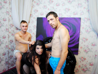 ThreeSexyLovers - Sexy live show with sex cam on XloveCam