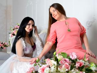 NikaXRysa - chat online x with this shaved sexual organ Lesbian