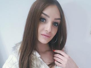 RebbeccaForYou - Webcam sex with this European Young and sexy lady