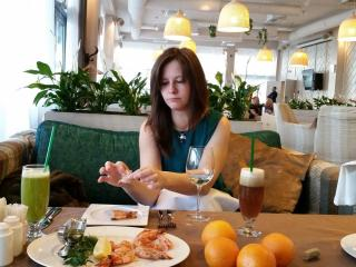 SassyCabotCaboche - Live cam sex with this College hotties with standard titties