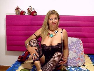MatureDelicious - Web cam xXx with this light-haired Mature