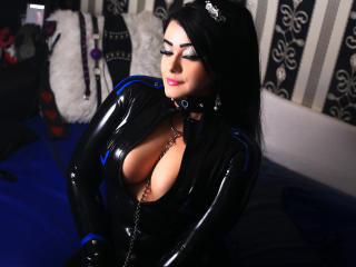 SensualSwitchForYou - online chat sex with a charcoal hair Dominatrix