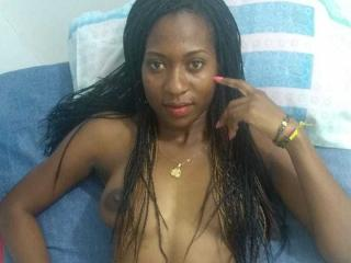 Sexy nude photo of sweetchocolateClear