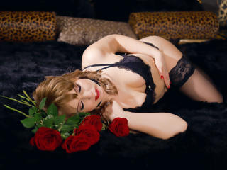 HelenLena - Webcam hard with a platinum hair Lady over 35