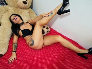 MelaDiamondX - online show hard with a average body Porn 18+ teen woman
