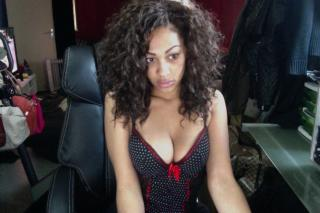 Picture of the sexy profile of Pambrexx, for a very hot webcam live show !