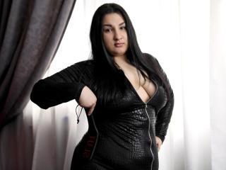 Bild på den sexiga profilen av FetishBBW för en väldigt het liveshow i webbkameran!