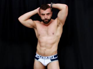 DemianSpike - Video chat xXx with this trimmed pubis Male couple