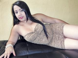 Picture of the sexy profile of CELESTELOV, for a very hot webcam live show !