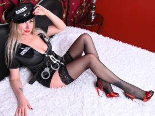 Sexet profilfoto af model JuliannaSexx, til meget hot live show webcam!