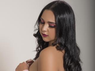 Photo de profil sexy du modèle DullceMariia, pour un live show webcam très hot !