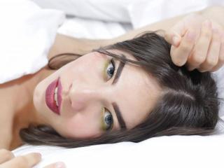 Foto de perfil sexy da modelo BiancaKamell, para um live show muito quente!