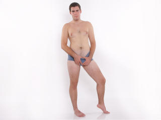 Picture of the sexy profile of DannyBanks, for a very hot webcam live show !