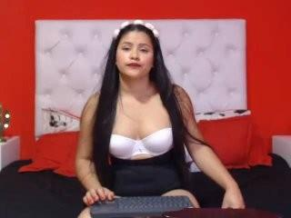 Photo de profil sexy du modèle PaulaParker, pour un live show webcam très hot !