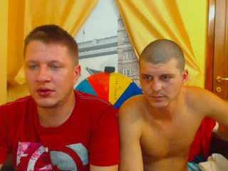 Picture of the sexy profile of JustinAndJonny, for a very hot webcam live show !