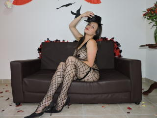 Picture of the sexy profile of LatinaSweetHeart69, for a very hot webcam live show !
