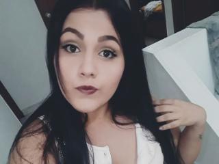 Photo de profil sexy du modèle CamilaBelle, pour un live show webcam très hot !