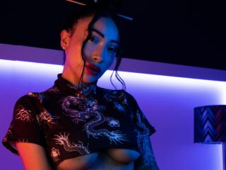 Sexet profilfoto af model PamelaEvannson, til meget hot live show webcam!