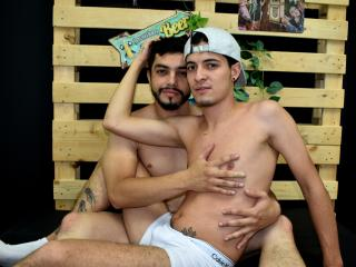 ThomasXPeter - Live cam x with this Boys couple
