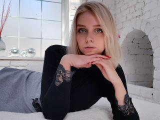 Picture of the sexy profile of LanaMellow, for a very hot webcam live show !