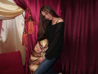 Hình ảnh đại diện sexy của người mẫu KristinaDee để phục vụ một show webcam trực tuyến vô cùng nóng bỏng!