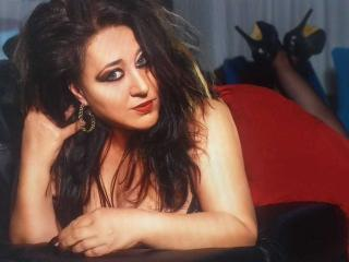 SeductiveBustyBabe - Chat cam x with a brown hair Dominatrix