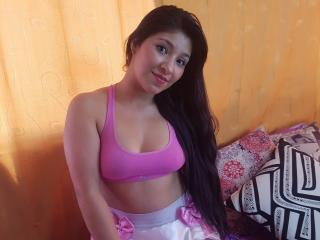 Picture of the sexy profile of AnaisaLatina, for a very hot webcam live show !